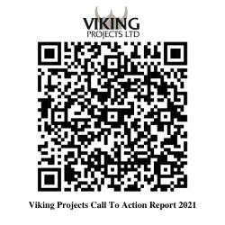 QR Viking Projects Call To Action Report 2021