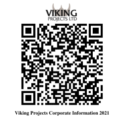 QR Viking Projects Corporate Information 2021